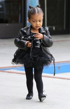 How NORTH WEST Gets It Right EVERYTIME is the $230 million question. Let's face it, this kid has no problem with stepping out in style or something trendy