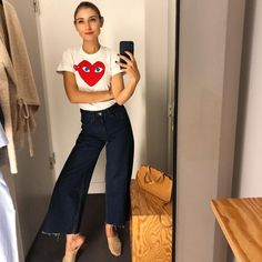 Likes, 62 Comments - Jenny Walton Giovanna Battaglia, Eva Chen, Khadra, Elin Kling, Jeanne Damas, Moda Casual, Effortless Chic, Style Icons, Ideias Fashion