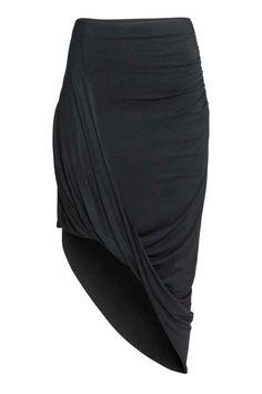 Falda drapeada | H&M