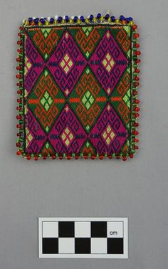 The Hazaras claim to descend from the Mongol army that occupied the lands of what is now Afghanistan in the thirteenth century. Afghan Clothes, Afghan Dresses, Rya Rug, Crochet Cactus, Latch Hook Rugs, Chicken Humor, Needlepoint Designs, Buddha Art, Diy Curtains