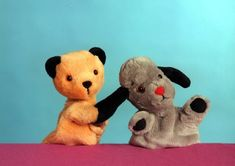 'Sooty & Co' - Sooty and Sweep