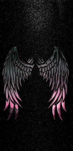 Mamma need wings like dat Wings Wallpaper, Tumblr Wallpaper, Dark Wallpaper, Wallpaper Backgrounds, Metallic Wallpaper, Angel Wings Art, Angel Art, Dark Angel Wings, Chelsea Wallpapers