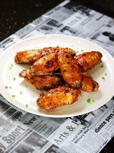 ปีกไก่ย่างสูตรเด็ด…อร่อยล้ำภายในครึ่งชั่วโมง ไม่ต้องหมักข้ามคืนข้ามวันให้เสียเวลาค่ะ - Pantip Thai Cooking, Chicken Wings, Meat, Recipes, Food, Essen, Meals, Ripped Recipes, Eten