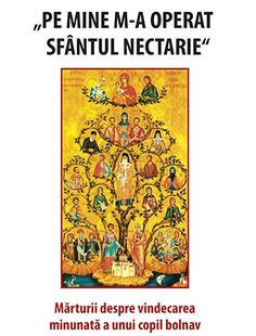 Pe mine m-a operat Sfântul Nectarie Orthodox Icons, Mame, Hobby, Zen