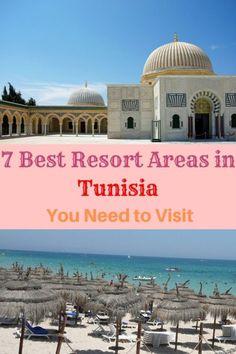 7 Best Resort Areas in Tunisia, Africa You Need to Visit - Sunshine Adorer - daisy Amazing Destinations, Holiday Destinations, Travel Destinations, Best Resorts, Best Hotels, Tunisia Africa, Horse Carriage Rides, Holiday Resort, Enjoy The Sunshine