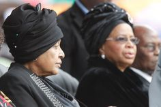 Graça Machel owns 'whole world in Mozambique' – Winnie Madikizela-Mandela