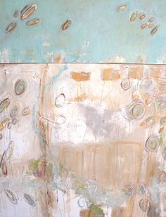 Karen Laborde  Abstract Art.