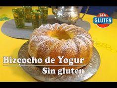 Bizcocho de Yogur Sin Gluten en la Comunidad de Cocina - Hogarmania.com
