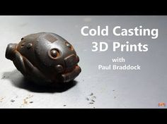 This Cold Casting Technique Lets You Cast Metal Props Without a Forge | Make:
