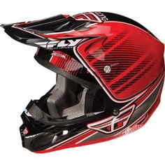 e365a1a59 Fly Racing Kinetic Pro Canard Replica Red Black Helmet Price should never  dictate style so Fly Racing created the Kinetic helmet to be fashion-forward  ...