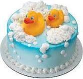 #cake #shower #baby #ducky