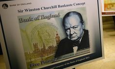 Plastic five-pound notes to be unveiled this week