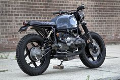 BMW R80RT Monolever Scrambler - LGMSports.com #Rvinyl is all about the #BMW check out our #Bimmer accessories here: http://www.rvinyl.com/BMW-Accessories.html Nice