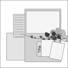 Pamela's World of Scrap: Sketch 212