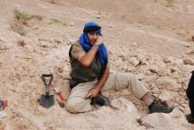 Octávio Mateus é primeiro português a escavar achados de dinossauros na Gronelândia