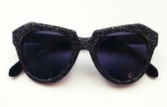 """DIY: Embellished Sunglasses 