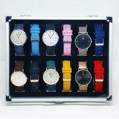 Pick your favourite!  Shop at www.birline.com  #birline #watch #harristweed #style #fashion #bestwatch
