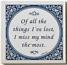 Magnet Tiles Quotes: Of All Things I Miss