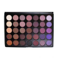 De Morphe Brushes 35 Color Plum Eyeshadow Palette is een paarse oogschaduw van Morphe Brushes. Bestel veilig en snel op The Make Up Spot.nl.