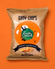 Earth Control Brand Identity & Packaging on Packaging Design Served