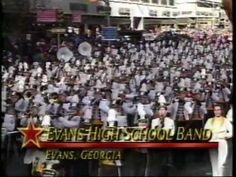 ▶ 1993 Macy's Thanksgiving Parade Evans High School - YouTube