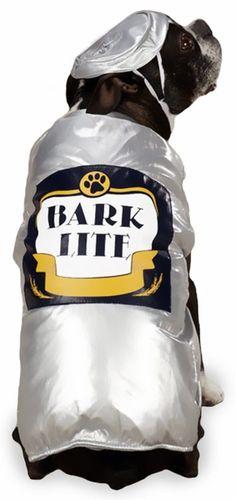 Casual Canine Bark Lite Holloween Costume