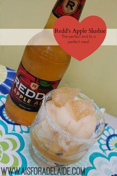 Redd's Apple Slushie