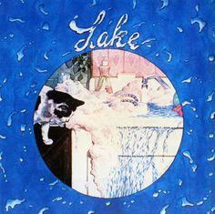 Lake album 1979, art director: Paula Scher, illustrator: James McMullan