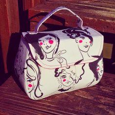 The Nosy Pepper: Mabel Vintage Handbag