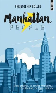 Manhattan people de Christopher Bollen