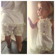 Gigi. ❤️ one day I will own this precious little outfit.