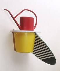 Image result for haim steinbach shelf Watering Can, Shelving, Louvre, Objects, Sculpture, Ceramics, Canning, Shelf, Image