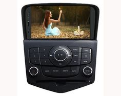 Autoradio for Chevrolet Lacetti II / Cruze - GPS ISDB-T CAN BUS
