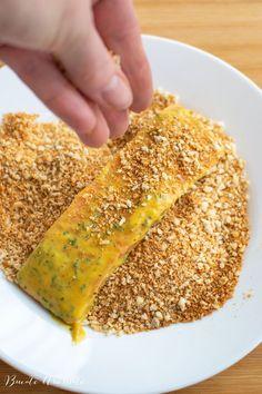 Somon în crustă de pesmet la cuptor | Bucate Aromate Tasty, Yummy Food, Food Cakes, Cake Recipes, Low Carb, Keto, Ethnic Recipes, Face, Cakes