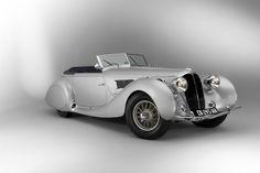 50 1939 Delahaye 135 MS Cabriolet par Figoni & Falaschi ©Artcurial_Christian Martin