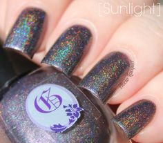 Gothic Gala Lacquers: Odin