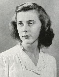 """Grace """"Ticky"""" Clark Hornby, class of '45. Passed away on August 9th, 2015 at the age of 92. https://www.losaltosonline.com/people/sections/obituaries/51168-grace-clark-farrell-hornby-ticky"""