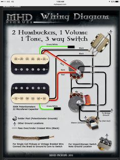 Amazing 430 Best Guitar Wiring Diagrams Images In 2019 Guitars Diagram Wiring Database Obenzyuccorg