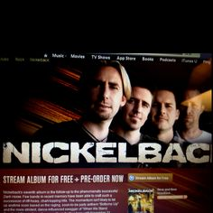 *sigh* Nickelback....LOVE!!!!