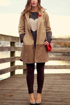 autumn fashion looks in montreal - Buscar con Google