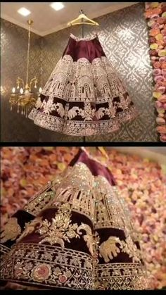Indian Bride Dresses, Indian Bridal Outfits, Indian Bridal Wear, Indian Fashion Dresses, Wedding Lehenga Designs, Wedding Lehanga, Indian Wedding Video, Indian Bridal Photos, Bridal Lehenga Collection