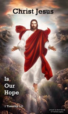 Life In The Fast Lane: Jesus Is Our Hope