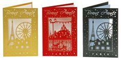 Editeur et fabricant de cartes en découpe laser sur Paris, création de cartes pop-up pour boutiques souvenir et espace de vente des musées