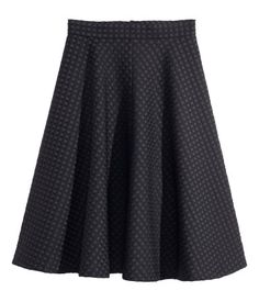 Product Detail | H&M US textured skirt -$49.95