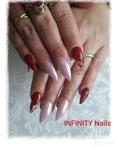 Infinity Nails, Beauty, Beauty Illustration