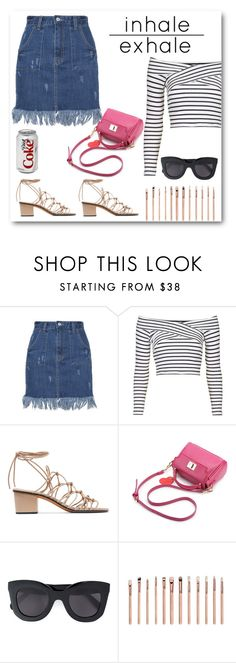"""""""#324"""" by madamenatali on Polyvore featuring Topshop, Chloé, CÉLINE and StreetStyle"""