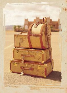 1a Classe – Alviero Martini map suitcases