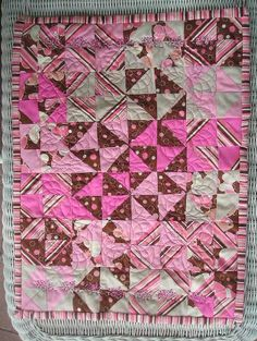 Pink and Brown HSTs