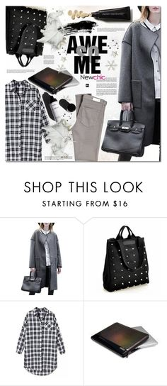 """""""NewChic 10"""" by barbarela11 ❤ liked on Polyvore featuring Mohzy, AG Adriano Goldschmied, Garance Doré and lovenewchic"""