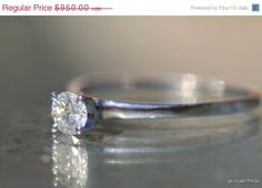 Hey, I found this really awesome Etsy listing at https://www.etsy.com/listing/163824957/valentine-sale-vintage-18k-white-gold-13